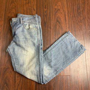 Men's Levi's 527 Distressed Bootcut Jeans 31x30